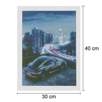 2019 5d Diy Diamond Painting Cross Stitch Kits Sport Car VM1224 (1766946734170)