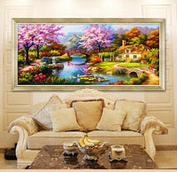 2019 5d Diy Diamond Painting Kits Landscape Nature VM7889