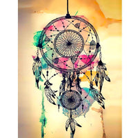 2019 5D DIY Diamond Painting Indian Dream Catcher VM90027
