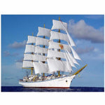 2019 5D DIY Diamond Painting Kits Embroidery Art Cross Stitch Sailboat VM90326