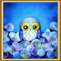 2019 5D DIY Diamond Painting Kits Embroidery Arts Cartoon Owl VM90744