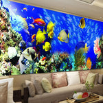 2019 5d Diy Diamond Painting Kits Colorful Ocean Fish VM7830