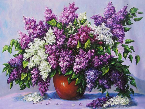5d Art 2019 New Flower Picture Diy Diamond Painting Set VM7766