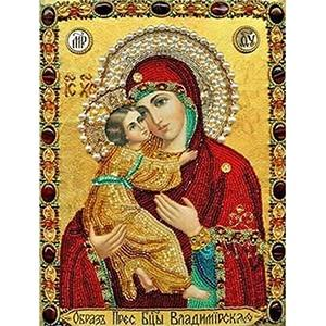Catholicism Hot Sale Religious 5d Diy Diamond Embroidery Painting Kits VM3691 (1767011778650)