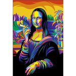 2019 5D DIY Diamond Painting Kits Mona Lisa VM6032