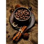 Coffee Cup Full Drill 5D DIY Diamond Painting Kits Embroidery Arts Cross Stitch VM8888