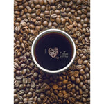 New Coffee Cup Full Drill 5D DIY Diamond Painting Kits Embroidery Art VM881