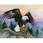 2019 5d Diy Diamond Painting Kits Special Eagle Portrait VM8398