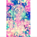 Hot Sale Dream Catcher Feathers 5d Diy Diamond Painting VM8337