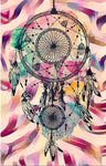 Embroidery 2019 Dream Catcher Feathers 5d Diy Diamond Painting Kits VM8341