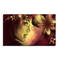 5D DIY Diamond Painting Kits Beauty And Fantasy VM90555