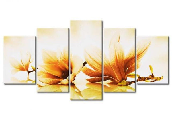 2019 5d Diy Diamond Painting Kits Golden Flower VM7930