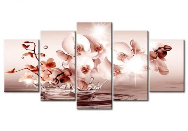 2019 5d Diy Diamond Painting Kits Flower VM7923