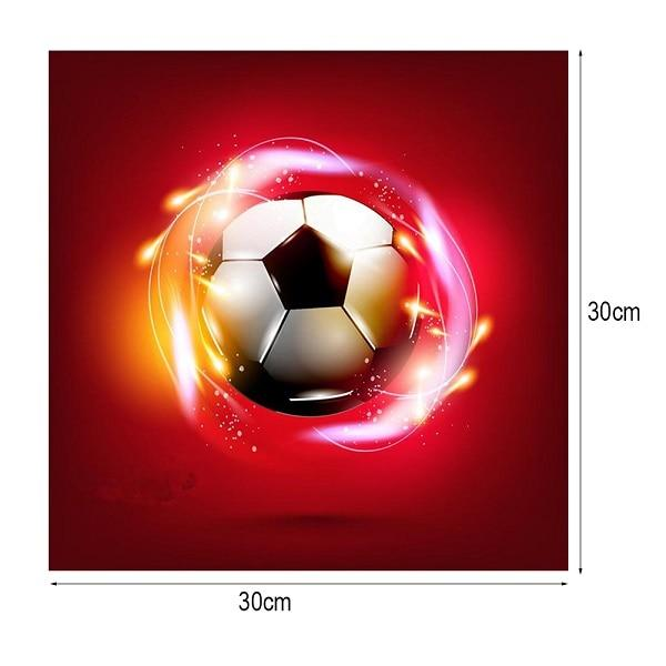2019 5d Diy Diamond Painting Kits Sports Soccer VM7406
