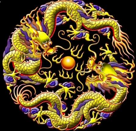 2019 5D DIY Diamond Painting Kits China Dragon Embroidery VM92320