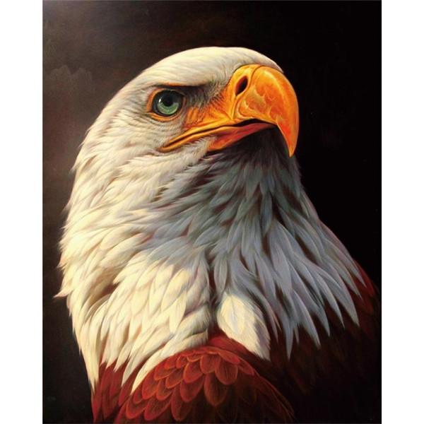 2019 5d Diy Diamond Painting Kits Animal Eagle VM7813