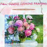 2019 5D DIY Diamond Painting Modern Art Flower VM1082 (1766935887962)