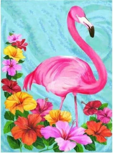 2019 5d Diy Diamond Painting Kits Special Style Flamingo NA0389