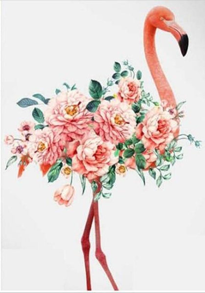2019 5d Diy Diamond Painting Kits Special Style Flamingo NA0386