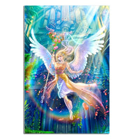 5D Diy Diamond Painting Kits Rhinestones Mosaic Angel VM90859