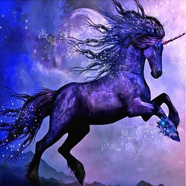 2019 5d Diy Diamond Painting Kits Dream Unicorn VM3504 (1766992871514)