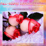 2019 5d Diy Diamond Painting Kits Flower Pattern VM8141