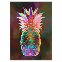 Modern Art 2019 Colorful Pineapple 5D DIY Diamond Painting Kits VM7397
