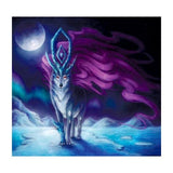 Colorful King Of Wolf Special Dream 5d Diy Diamond Painting Kits VM7380