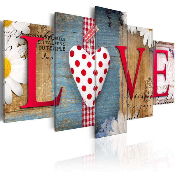 5pcs Large Size Hot Sale Sweet Home Love Multi Picture 5d Diy Diamond Painting Kits VM9781