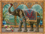 Home Decorate Dream Elephant 5d Diy Diamond Cross Stitch Kits VM3677 (1767009747034)