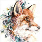 2019 5d Diy Diamond Painting Kits Wolf Wall Decor VM7304