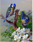 2019 5d Diy Diamond Painting Kits Bird VM8571
