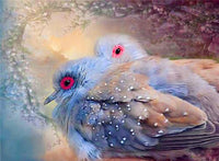 5d Diy Diamond Painting Kits Dream Wall Decor Bird VM8573