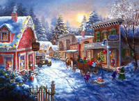 New Arrival Hot Sale Winter Christmas 5d Diamond Cross Stitch Kits VM3754 (1767016267866)