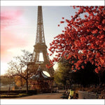 2019 5d Diy Diamond Painting Kits Landscape Eiffel Tower VM9407