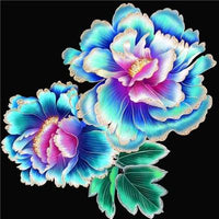 5d Diy Diamond Painting Kits Special Flower Pattern VM7337