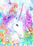 2019 5d Diy Diamond Painting Kits Dream Colorful Unicorn VM79035