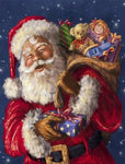 2019 5d Diy Diamond Painting Kits Oil Painting Style Santa Claus NA0366