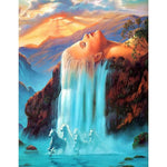2019 5d Diy Diamond Painting Kits Fantasy Fairyland VM4103 (1767037599834)