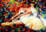 Modern Art Dancer 5d Diy Embroidery Cross Stitch Diamond Painting Kits NA00932