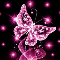 2019 5d DIY Diamond Painting Butterfly Kits Best Gift VM90206 (1766987890778)
