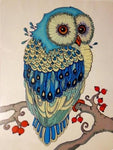 2019 5d Diy Diamond Painting Kits Cute Owl Picture VM8202