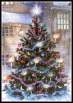 5d Diy Cross Stitch Diamond Painting Kits Christmas Tree NA0402