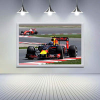 2019 Diamond Painting Kits Popular Formula 1 Racing Car VM7590