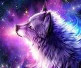 5d Rhinestone Art Hot Sale Dream 5d DIY Diamond Painting Wolf Kits VM8511