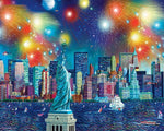 New Arrival Hot Sale Landscape City Picture Diy 5d Diamond Painting Set VM20088