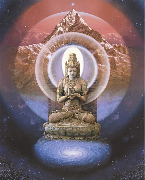 New Arrival Hot Sale Buddha Pattern 5d Diy Diamond Painting Kits VM9918