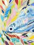 5D DIY Diamond Painting Kits Cartoon Fish NA0823
