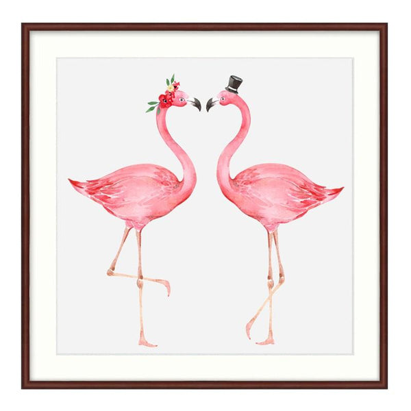 2019 5D DIY Diamond Painting Kits Special Style Diamond Flamingo NA0377