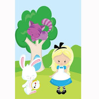5D Diy Diamond Painting Kits Cartoon Rabbit NA0242